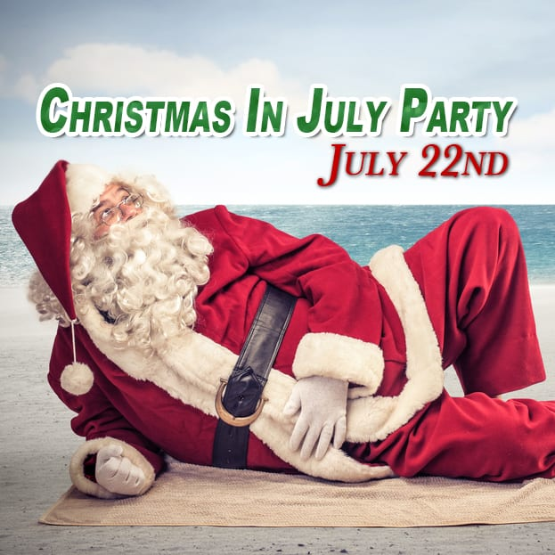 2017 Christmas in July Party