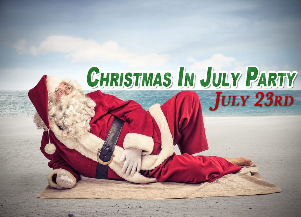 Christmas in july party home fur good for Christmas in july party ideas
