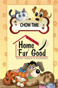 Home Fur Good Cookbook