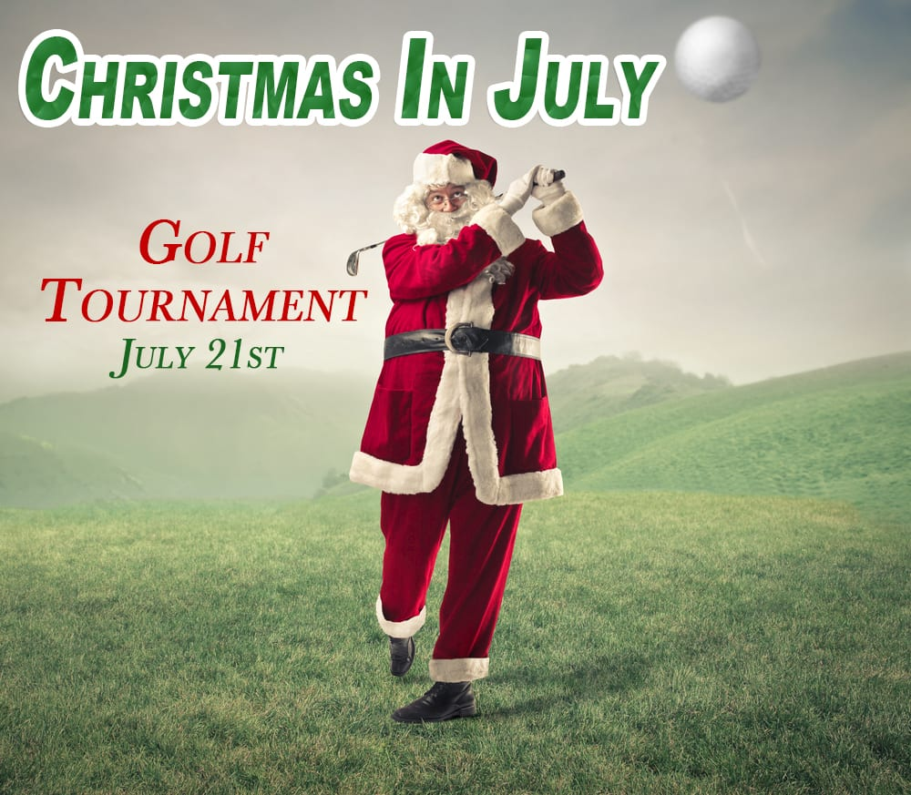 2017 Christmas in July